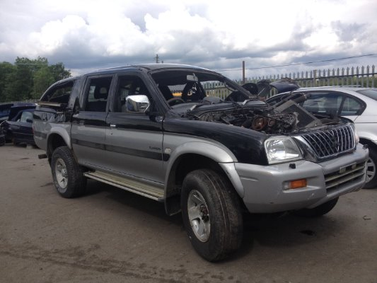 Car Parts For 2003 Mitsubishi L200 L200 Double Cab Abs 2